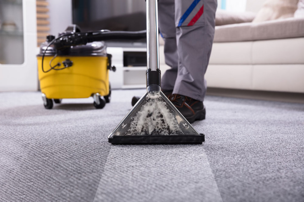 Lift Away Allergens From Your Office Carpet